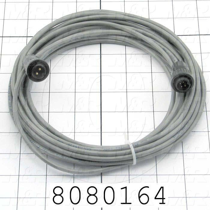 Cable Assembly, Multiple Units Connection Cable, 25', For All QFU, Optional Remote Control Part