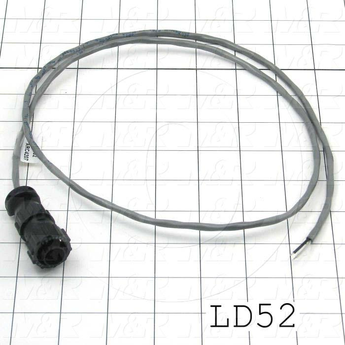 Cable Assembly, Photo Cell Cable, PWC, MAIN BOARD, For Exposure System