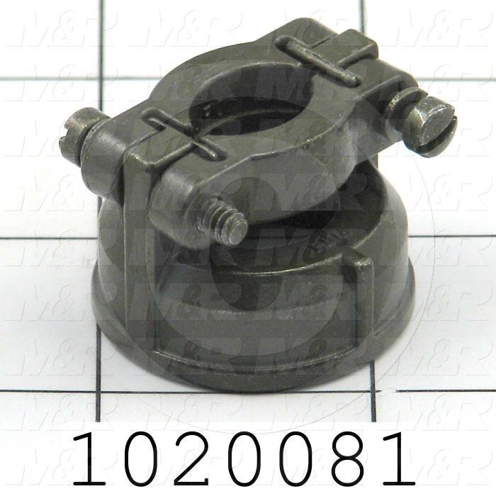 Cable Clamp, Shell Size 18, Use For PULSE GENERATOR
