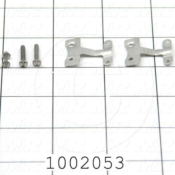 Cable Clamp, Use For Connectors USTW, OSTW, OGP, HSTW, OPT