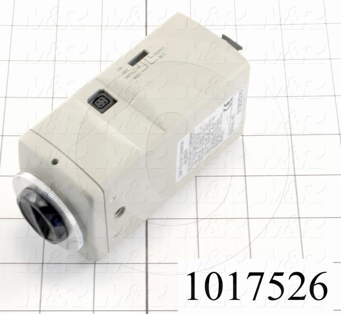Camera, Color, 3.5W, 12VDC/24VDC