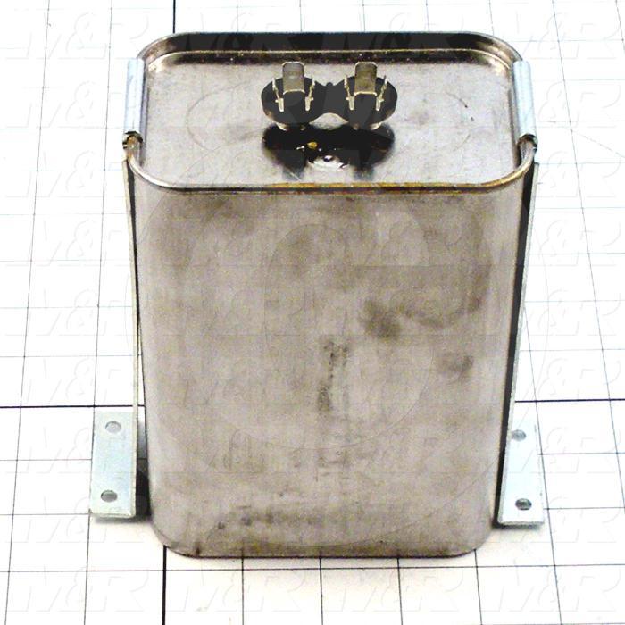 Capacitor, 13.5MFD, 850VAC