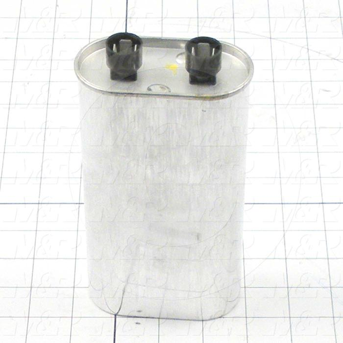 Capacitor, 2MFD, 2500VAC