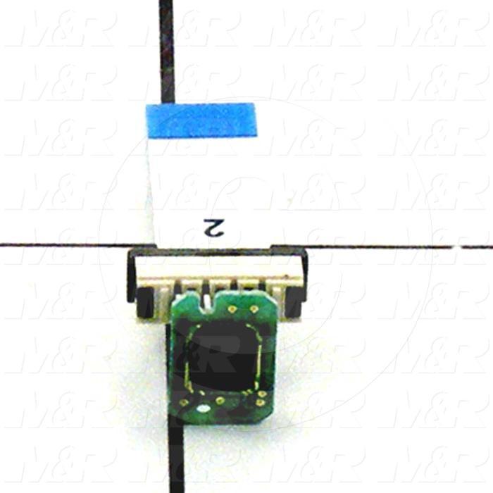 Chip Assembly, Printer 4880, Cyan, Slot # 2