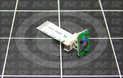 Chip Assembly, Printer 9880, Cyan, Slot # 6