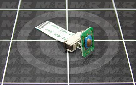 Chip Assembly, Printer 9880, Light Cyan, Slot # 3