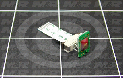 Chip Assembly, Printer 9880, Vivid Magenta, Slot # 7