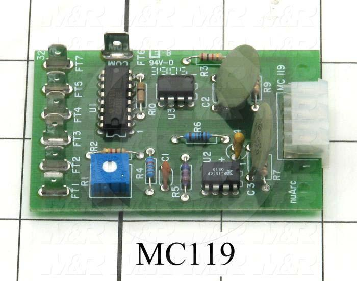 Circuit Board, 32X Integrator