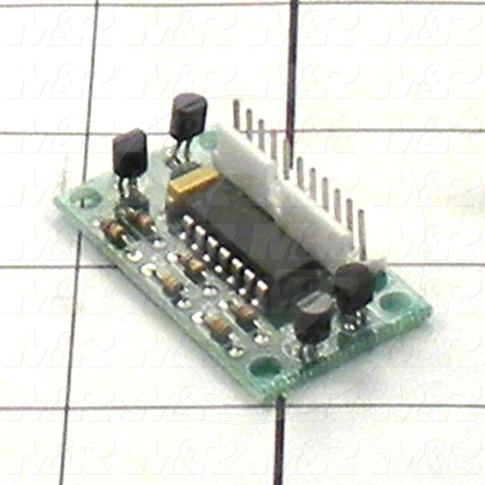Circuit Board, Led-PLC Interface Board, For Printers 4880/9880