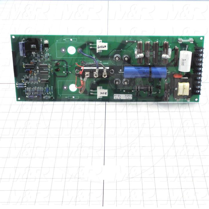 Circuit Board, Power Supply CB RP, High Use, 6KW, 50Hz