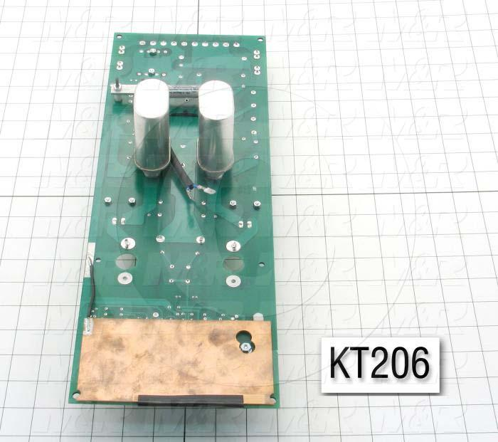 Circuit Board, Power Supply CB RP, High Use, 6KW, 60Hz