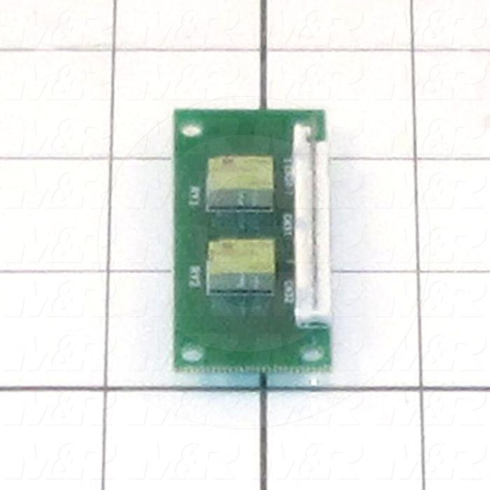 Circuit Board, Relay Board, For Printer 4880