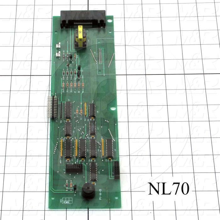 Circuit Board, SM2100 Display Main