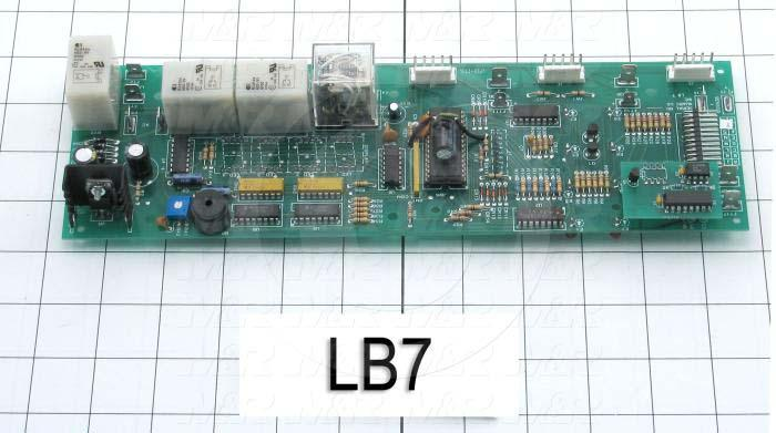 Circuit Board, Timer/Integrator, C1200