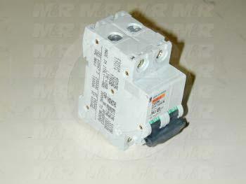 Circuit Breaker, 2 Poles, 40A, 480VAC, B Curve, UL 1077