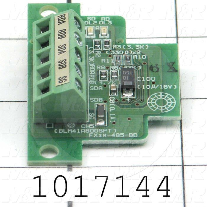 Communication Board, RS485, Use For PLC FX2N