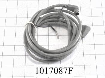 Communication Cable, 0.6m, Mini-Din8, To Mini-Din8