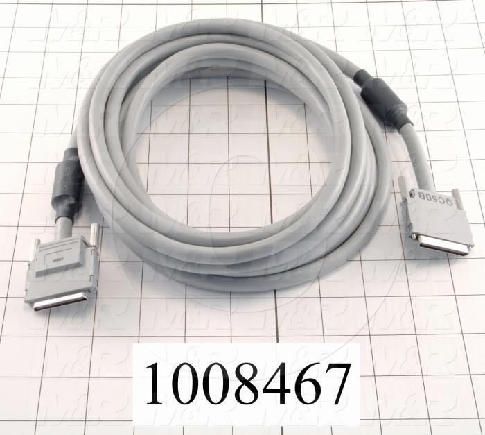 Communication Cable, Bus Cable, 5m, GOT, To Q Rack