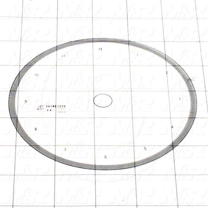 Components, Pf Encoder Disc
