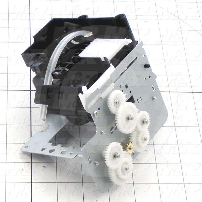 Components, Pump Cap Assembly