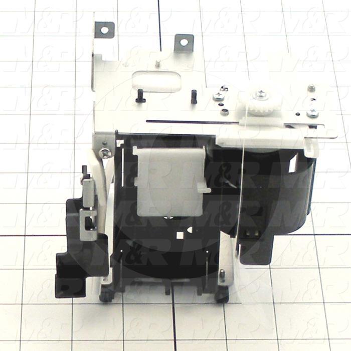 Components, Pump Cap Assembly, I-Dot Digital