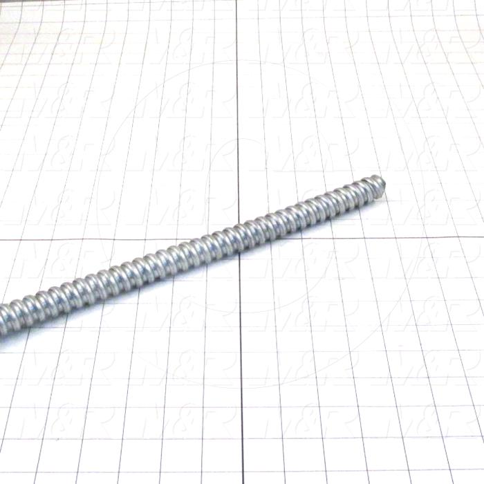 Conduit, Flexible, Metallic, 1/2""