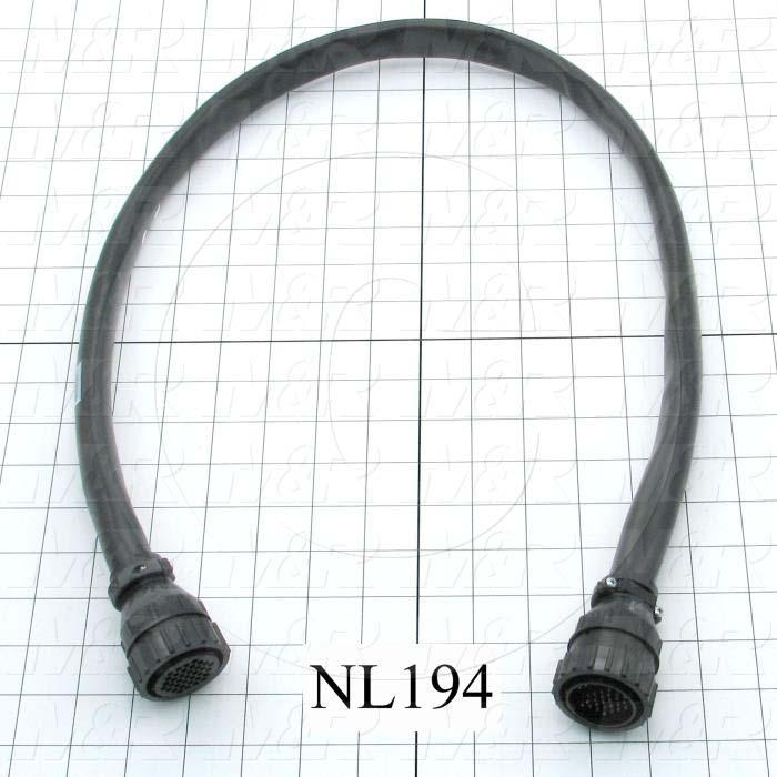 Connector Cable, Female, 36""