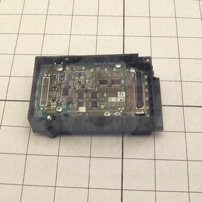 Connector for Communication, QBUS, For GT1555 Touch Screen - Details