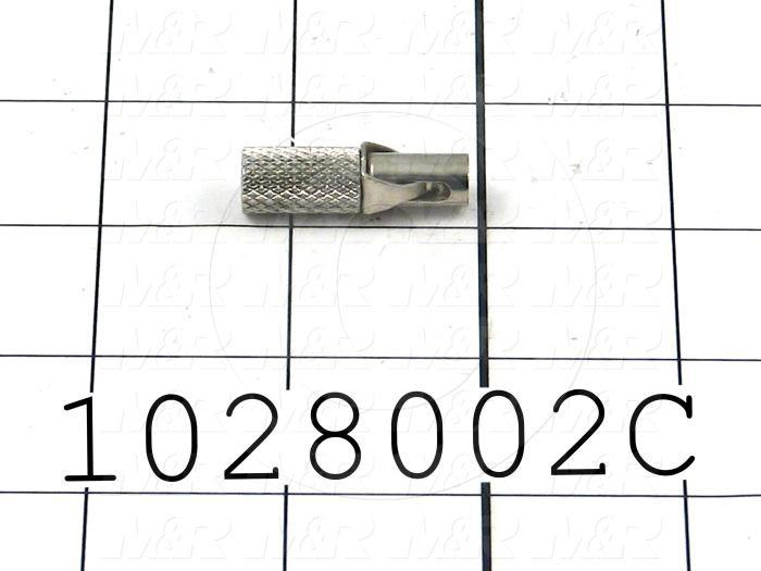 Connector for Flame Rod, 1028002A & 1028002B