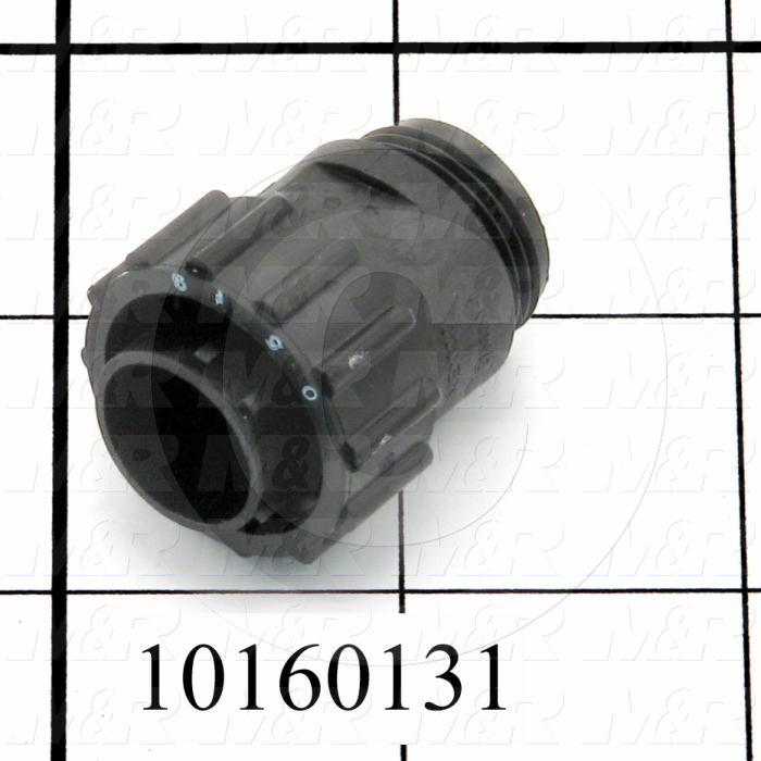 Connector, HARAX, Male, 7-Pin, TWISTLOCK Terminal, 5.08MM, 400VAC, 15A, Size 13