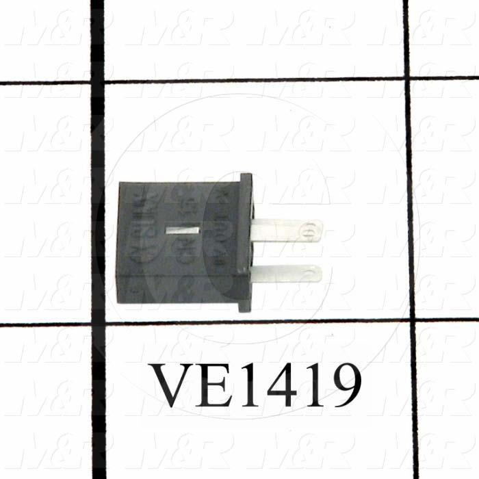 Connector, Socket, For UZJ101