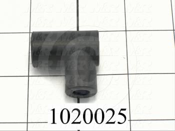 Connector, Spark Plug 90 Degree, TWISTLOCK Terminal, 5.08MM, 400VAC, 15A