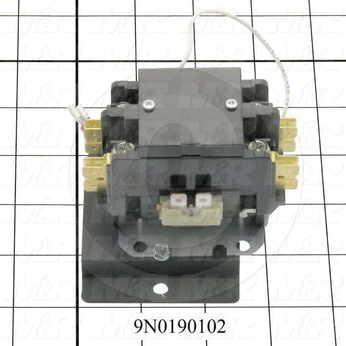 CONT ASSY, MSP3140 115V