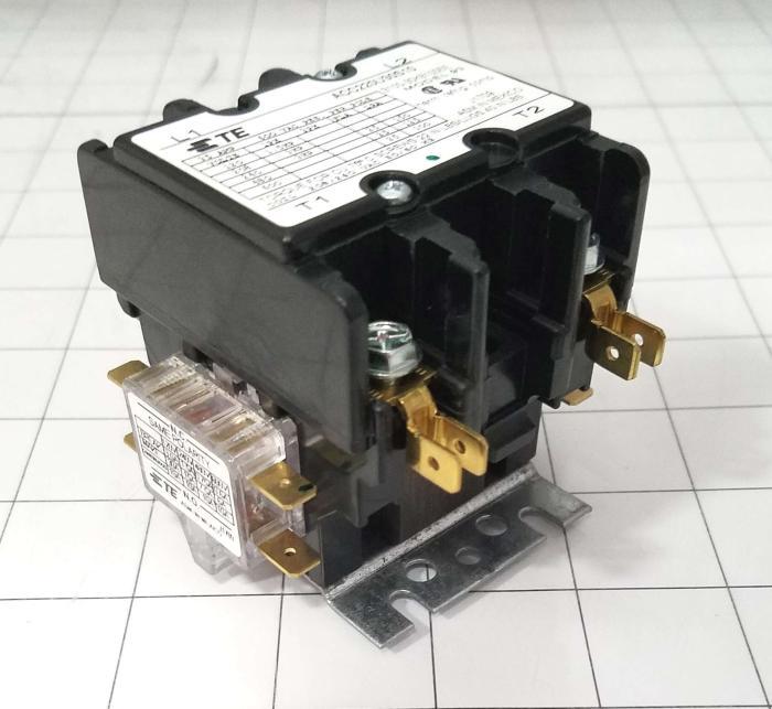 Contactor, 240VAC Coil, 25A