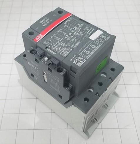 Contactor, 3 Poles, 100-250VAC/DC Coil, 200A, 690V, 1 NO Contacts, 1 NC Contacts
