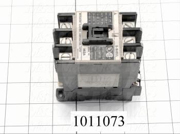Contactor, 3 Poles, 230VAC Coil, 80A, Screw Terminal Connection