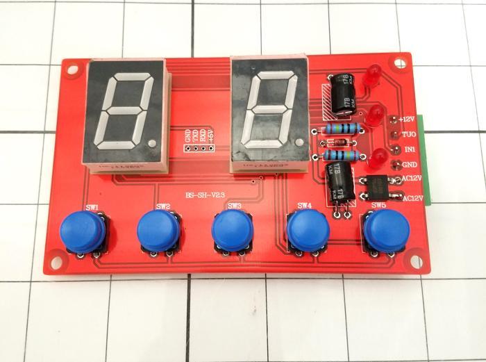 Control Board, PCB