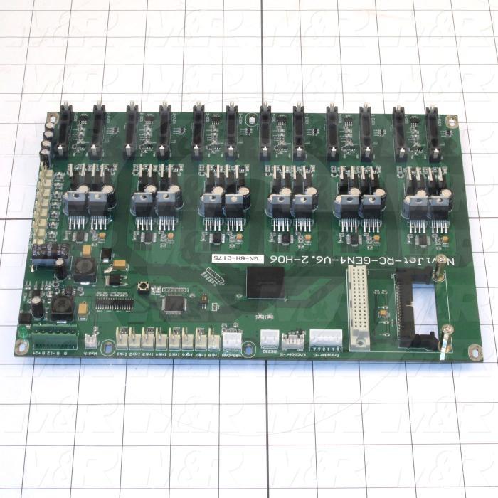 Control Board, RICOH GEN4 6H, Digital printing machines