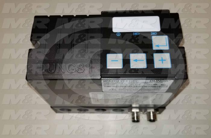 Controller Flame Safety, Flame Safeguard, 115VAC