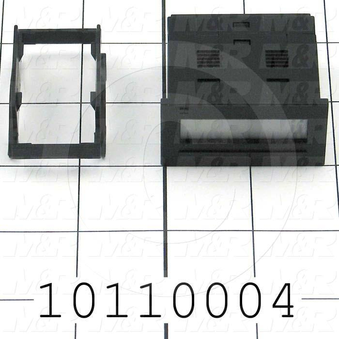Counters, LCD, 20-250VAC