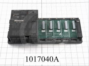 CPU, A1SJH Series, Power Supply, 5 Base Units