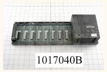 CPU, A1SJH Series, Power Supply, 8 Base Units