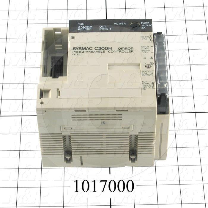 CPU, C200H Series