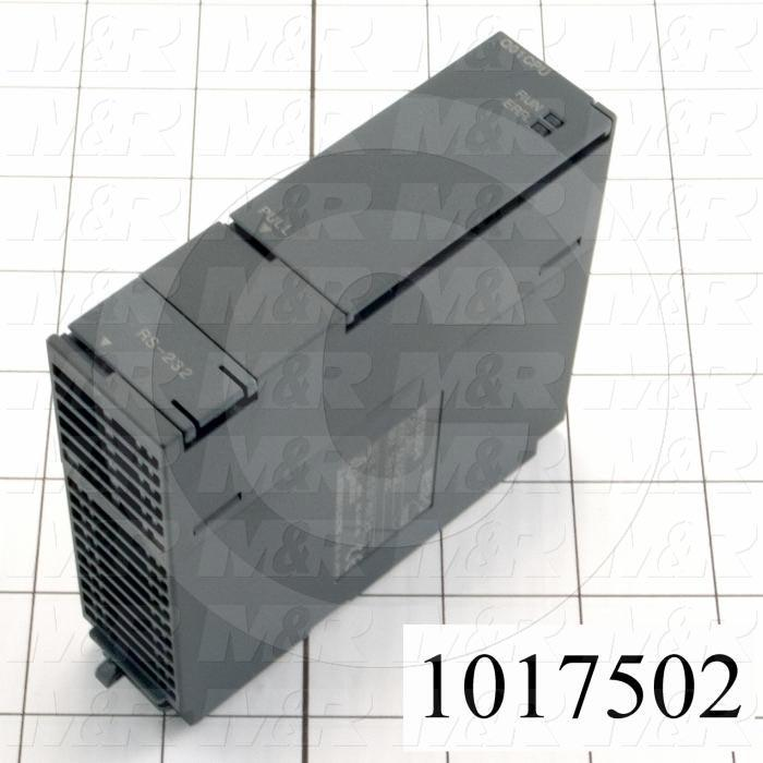 CPU, Q Series, 14K Steps