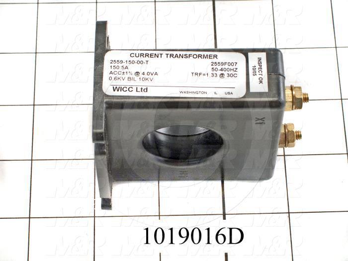 Current Transformer, 150:5A