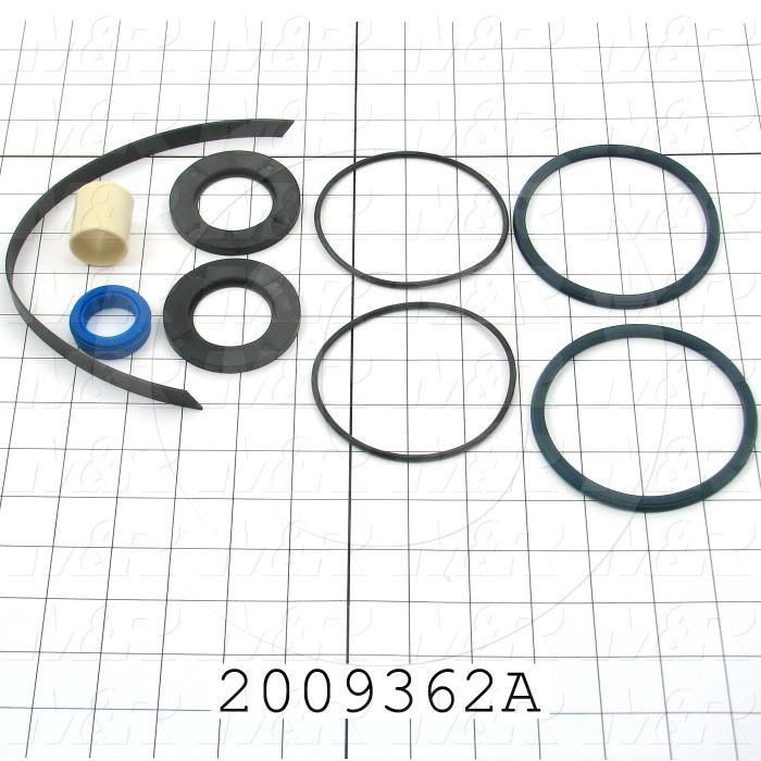 Cylinder Accessories, Includes - rod seals,  piston seals, impact seal/shock band, o-ring tube seal, Repair Kit For 2009362