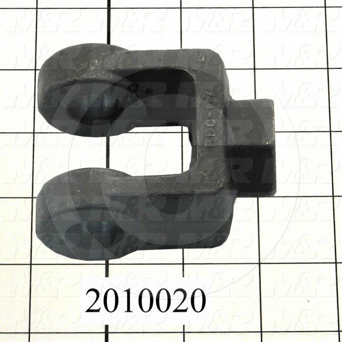 Cylinder Clevis, 3/4-16 Thread Size
