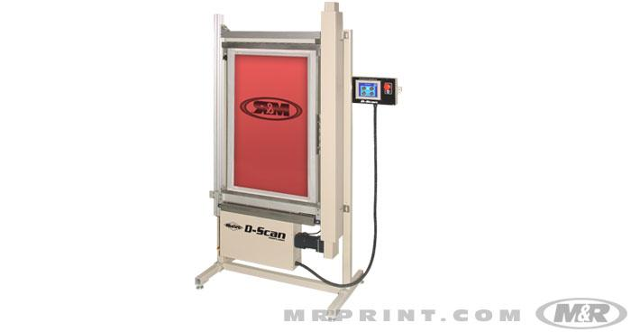 D-SCAN Scanning UV LED Screen Exposure System