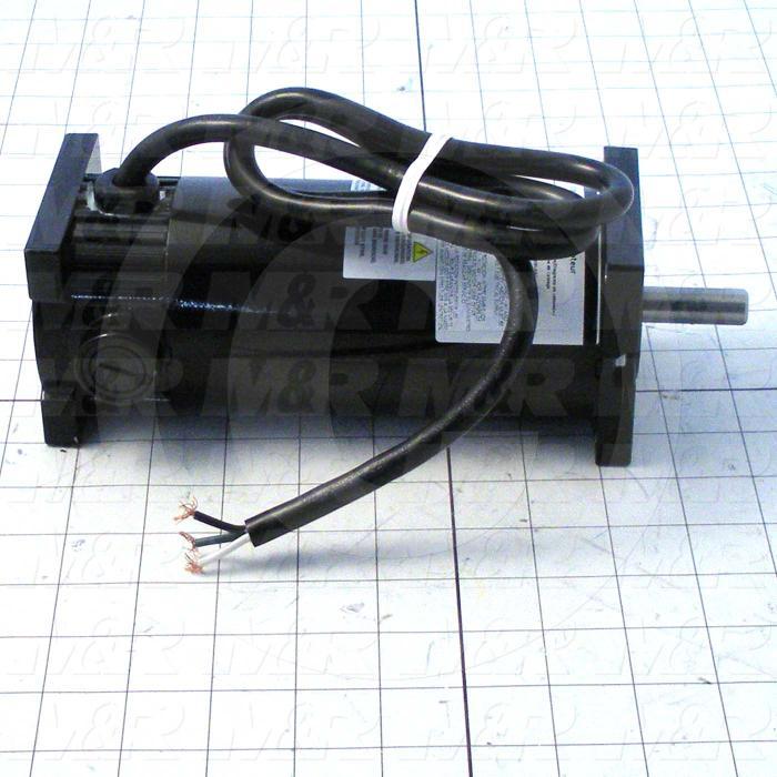DC Motor, 1/6HP, 1800 RPM, 180VDC, 0.83A