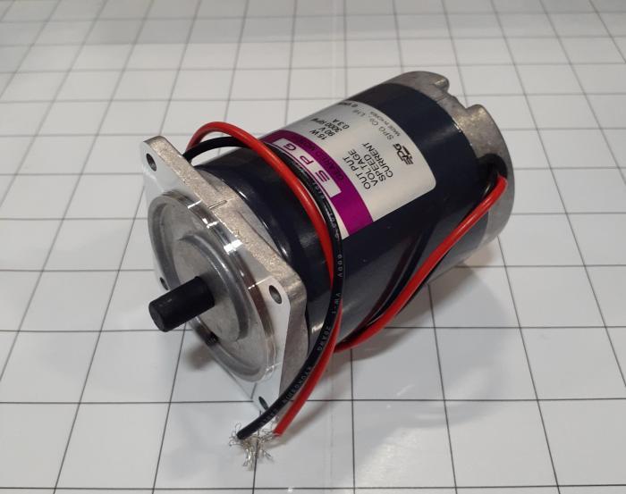 DC Motor, GEARMOTOR, 90VDC, 0.2A